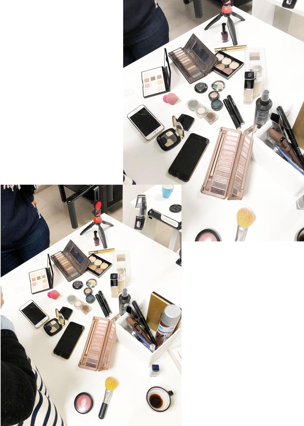 makeup guillot